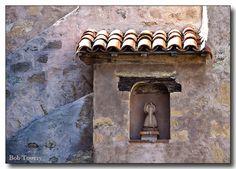 Outside shrines
