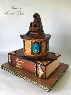 Cuties Celebrating 20 Years of Harry Potter - cake by MimisSweetTreats