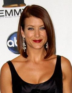 Kate Walsh #copper #red #redhead #hair #hairstyle #hairtrend #nak #nakhair