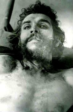 The day after his execution on October 10, 1967, Guevara's corpse was displayed to the world press in the laundry house of the Vallegrande hospital.
