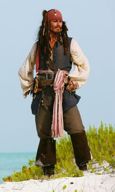 Photo of Captain Jack for fans of Captain Jack Sparrow 14117699 Jack Sparrow Cosplay, Jack Sparrow Costume, Jack Sparrow Halloween Costume, Captian Jack Sparrow, Jack Sparrow Wallpaper, Pirate Movies, Pirate Photo, Party Characters, Johnny Depp Movies
