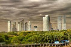 Buenos Aires desde el Río de la Plata