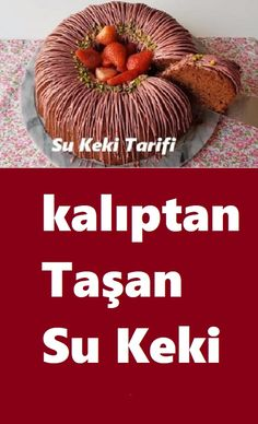 #tatlıtarifi Sponge Cake Recipes, Easy Cake Recipes, Snack Recipes, Dessert Recipes, Coconut Chocolate Chip Cookies, Chocolate Recipes, Rana Pasta, Kfc, Best Blueberry Muffins