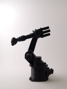 Robotic arm.  Print with PLA and PVA by Playmaker 2.