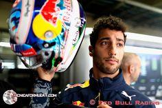 Ricciardo se alía con The Inner Ninja, fundación que apoya a personas con enfermedades mentales  #F1 #Formula1