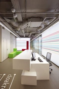 Publicis Groupe, Moscow, 2014 - VOX Architects