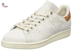 adidas Stan Smith, Baskets Basses Homme, Beige (Clear Brown/Clear Brown/Off White), 40 EU - Chaussures adidas (*Partner-Link)