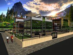 Yeni ofis inşaatımız