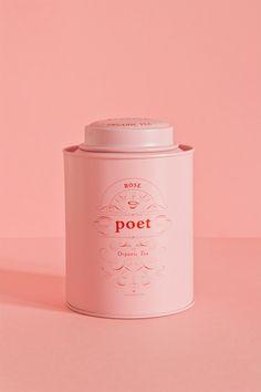 Poet tea on Behance