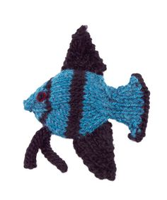 Stitchfinder : Knit Sea Creature: Angelfish : Frequently-Asked Questions (FAQ) about Knitting and Crochet : Lion Brand Yarn
