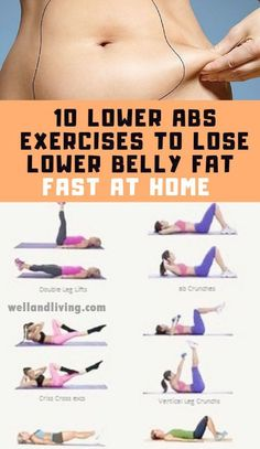 Looking to get rid of lower belly fat? Here are 10 lower abs workouts to help yo… Looking to get rid of lower belly fat? Here are 10 lower abs workouts to help you achieve this fast at home. Lower Belly Workout, Lose Lower Belly Fat, Lower Ab Workouts, Easy Workouts, At Home Workouts, Lose Fat, Exercise For Lower Belly, Lose Stomach Fat Workout, Belly Fat Burner Workout