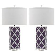 Safavieh Pachio Table Lamp (Set of 2)