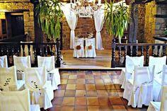 Montaje Civil. Bodas vintage. Wedding Planner Cantabria