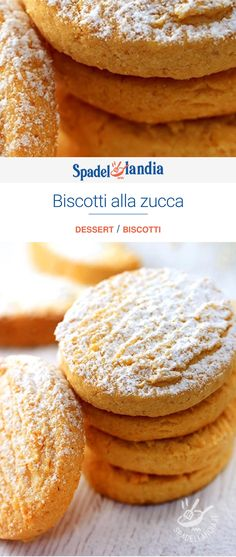 Biscotti Cookies, Brownie Cookies, Cookie Crumbs, Bon Appetit, Cake Pops, Italian Recipes, Cake Recipes, Biscuits, Food And Drink