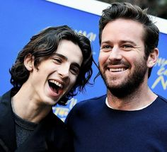 Timothée Chalamet & Armie Hammer 'Chiamami Col Tuo Nome' at Hotel De Roussie in Rome, Italy | January 24, 2018
