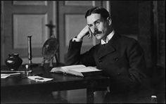 Thomas Mann, 1905 // by Philip Kester