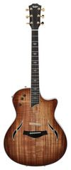 Pre-Owned Taylor T5-C2 Koa Top Thinline Electric Hollowbody