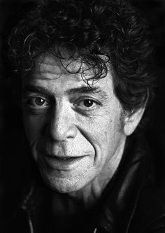 Lou Reed has left the building