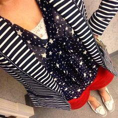 Stars and Stripes style