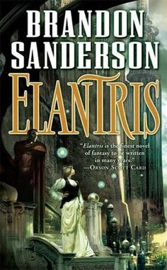 Elantris (Elantris, #1). I love Brandon Sanderson but of all the books of his I've read I think this one impacted me the most.