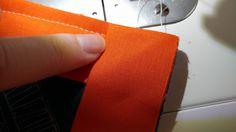 Bind a quilt by machine tutorial