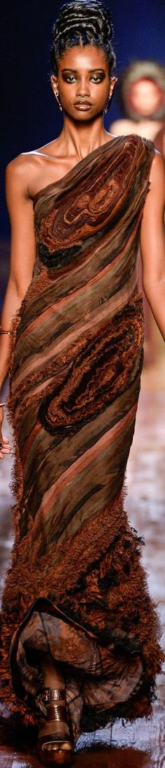 Jean Paul Gaultier's Fall Winter 2016-2017 haute couture collection