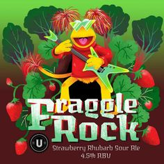 Union - Fraggle Rock  http://www.beer-pedia.com/index.php/news/19-global/4839-union-fraggle-rock  #beerpedia #unioncraft #fragglerock #sourale #beerblog #beernews #newrelease #newlabel #craftbeer #μπύρα #beer #bier #biere #birra #cerveza #pivo #alus