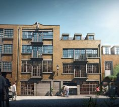 TateHindle - London, TAG Exclusive Properties on Behance