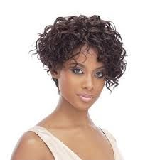 Image result for short curly stacked bob More