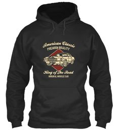 Discover American Classic Car T-Shirt from EYECATCHER, a custom product made just for you by Teespring. American Classic Cars, Bike Wheel, Wheels And Tires, Hoodies, Sweatshirts, Jet, Black, Bicycle Wheel, Black People