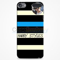 Harry Styles One Direction Cool Photo iPod Touch 6 Case | casefantasy