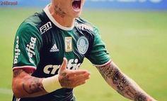 Palmeiras encerra jejum de 4 rodadas no Brasileirão e bate o Fluminense em casa