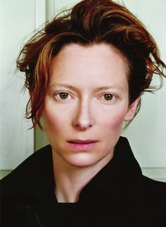 Scottish actress Tilda Swinton turns 54 today - she was born 11-5 in 1960.