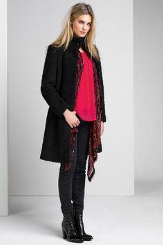 #Expresso sjaal met panterprint #panterprint #luipaardprint #leopardprint #fall16 #winter17 #fashion #trends