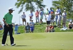 Tiger Woods at Barclays 2013 Tracker: Day 4 Highlights, Updates and Analysis | SUMAN ENTERPRISES