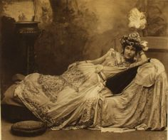 miss-goelet- scheherazade | May Goelet, an American heiress who, after flirting with many British aristocrats, finally married the Duke of Roxburghe.