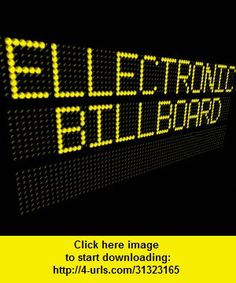 LED Billboard, iphone, ipad, ipod touch, itouch, itunes, appstore, torrent, downloads, rapidshare, megaupload, fileserve