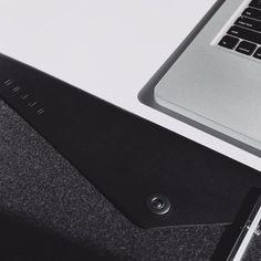 #Mujjo macbook sleeve - By @reinaldo_k from #jakarta - Available at mujjo.com