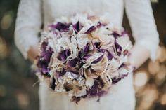 Vintage Inspired Outdoor Wedding - Rustic Wedding Chic