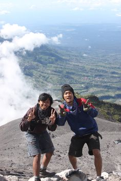 May'12 - Gn. Merapi People Change, May 12, Journey, Memories, Souvenirs, Remember This