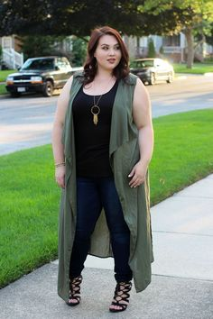 Plus Size Fashion for Women - Plus Size Spring Outfit