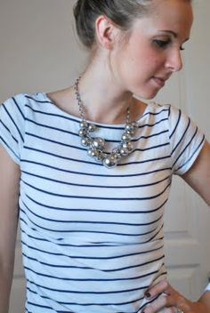love this blog so many ways to refashion clothes. polos, jeans, dresses....etc.