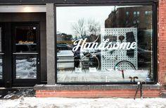 Спортивный магазин Handsome Cycle в США
