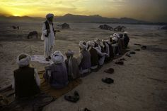 Fotografías de Afganistán tomadas por Steve McCurry