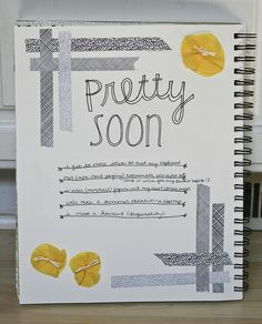 Tell Your Story - Pretty Soon Page [Explored 5/14!] by Caiti_SM, via Flickr