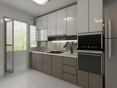 Kitchen 7 3D Model .max .c4d .obj .3ds .fbx .lwo .stl @3DExport.com by vizstudio3d