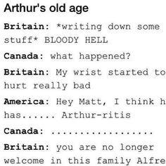 America, England, and Canada Hetalia