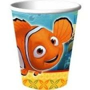 Finding Nemo Ocean Fun Paper Cups