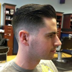 Men's Hair 2013 Trend - Variations on the Pompadour, Page 7