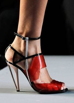 Slideshow: Top 10 Shoes From Fashion Week | BLOUIN ARTINFO, Fendi S/S 2014
